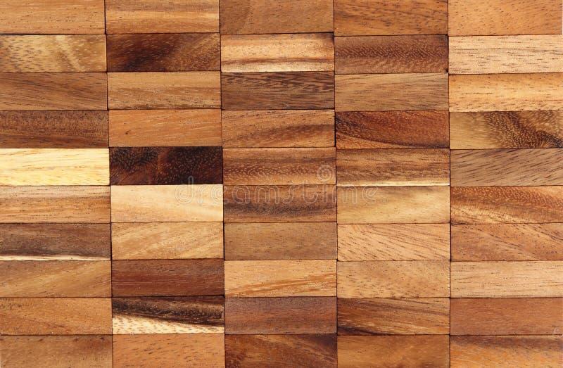 Fondo de madera de la textura del marrón del tablón fotos de archivo