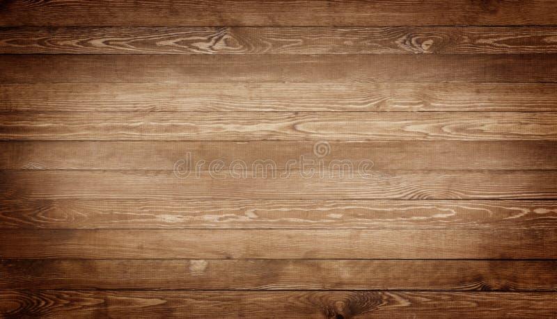 Fondo de madera de la textura Viejos tableros imagen de archivo