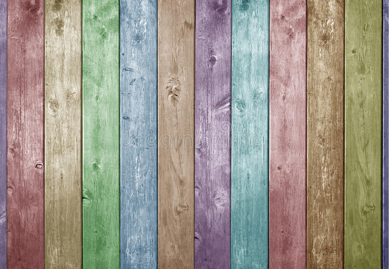 Fondo de madera del color