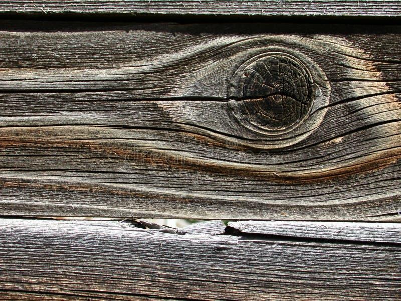 Fondo de madera del grano con el ojo imagen de archivo libre de regalías