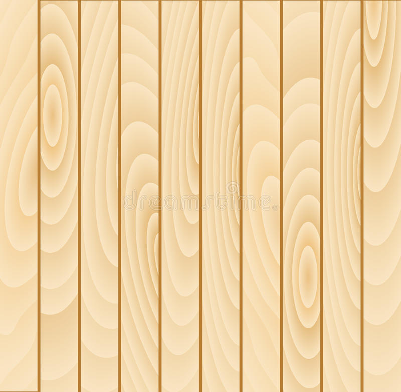 Fondo de madera del tablón del vector libre illustration
