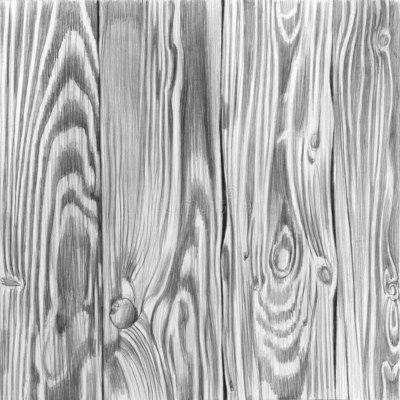 Fondo de madera del vintage foto de archivo libre de regalías