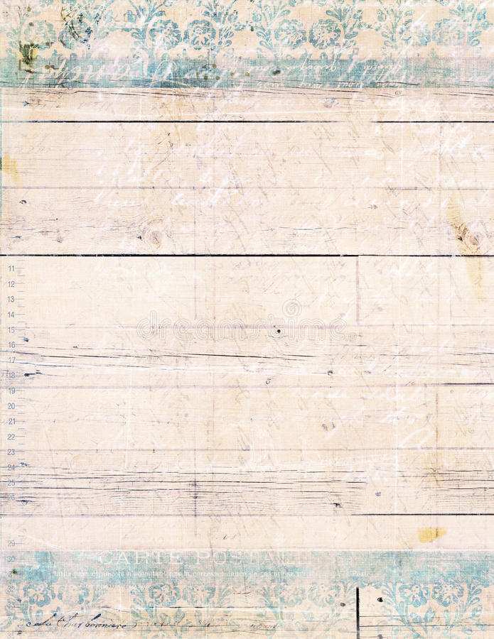 Fondo de madera elegante lamentable imagen de archivo