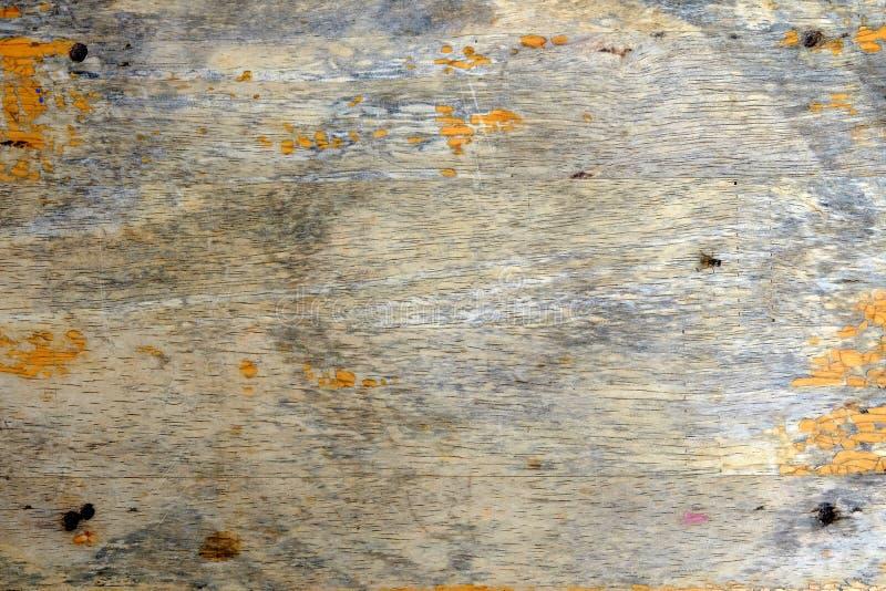 Fondo de madera en blanco de la textura de la muestra, convenientes viejos para la presentación, el templo del web, y la fabricac fotos de archivo libres de regalías