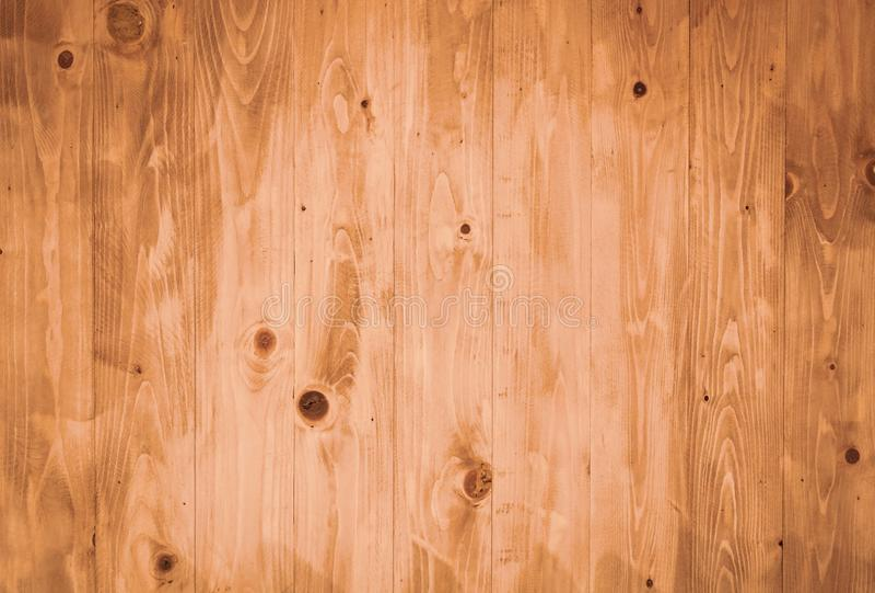 Fondo de madera grande de la textura de la pared del tabl?n de Brown fotos de archivo libres de regalías