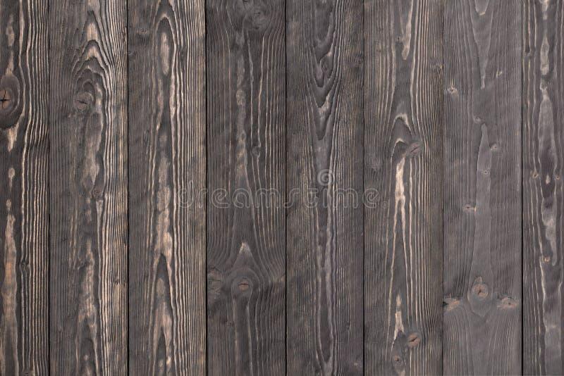 Fondo de madera gris oscuro rústico fotografía de archivo