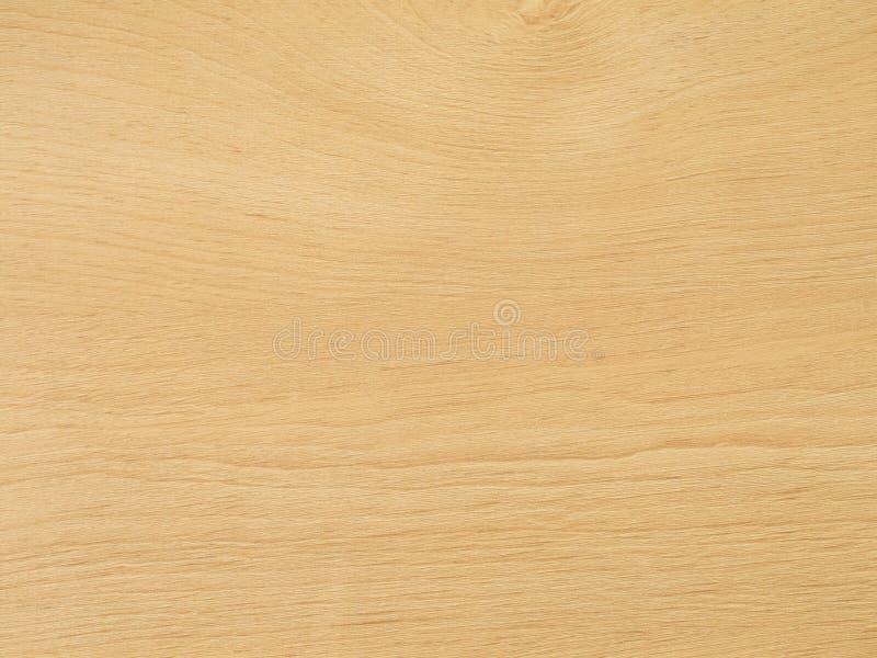 Fondo de madera hermoso marrón claro inconsútil de la textura con el modelo natural imágenes de archivo libres de regalías