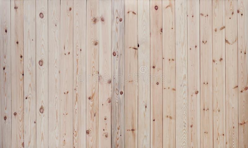 Fondo de madera hermoso de tableros verticales fotos de archivo libres de regalías