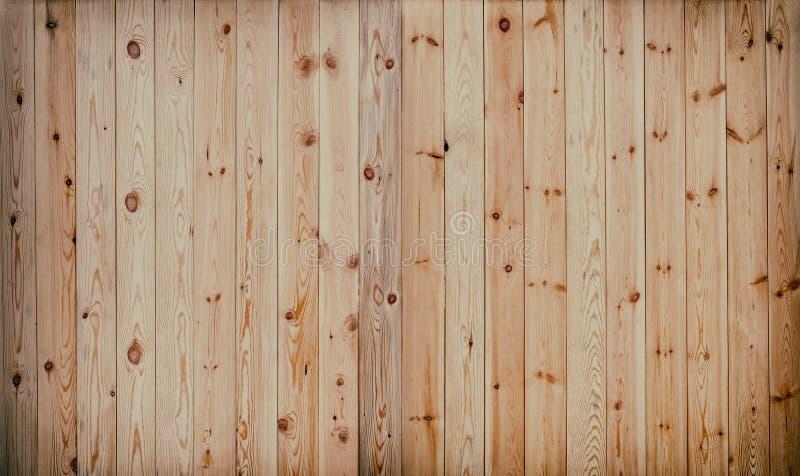 Fondo de madera hermoso de tableros verticales imagen de archivo libre de regalías