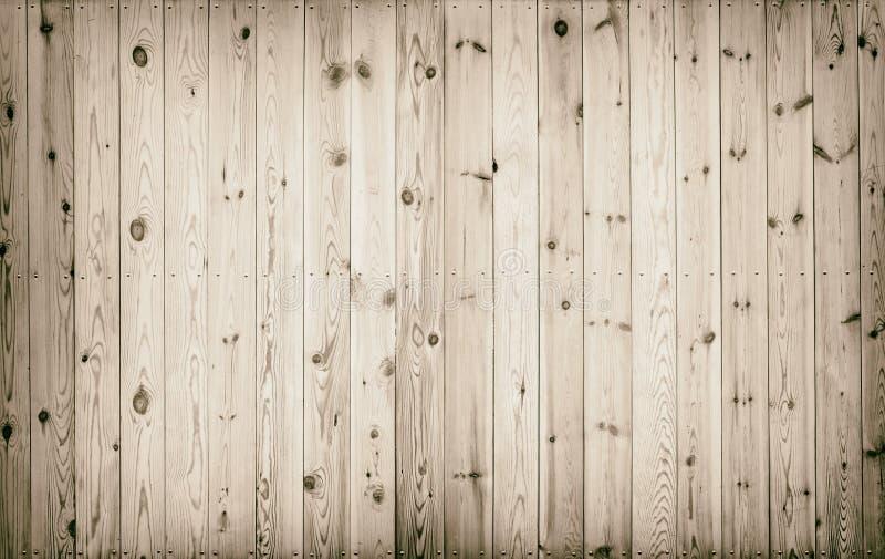 Fondo de madera hermoso de tableros verticales imagenes de archivo