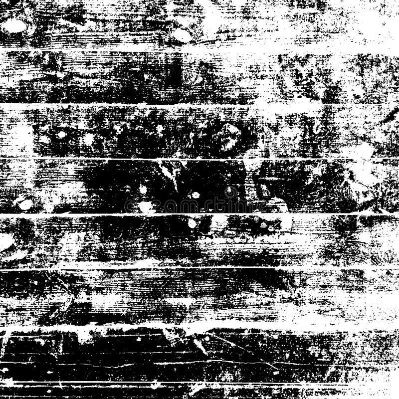 Fondo de madera de la desolación libre illustration