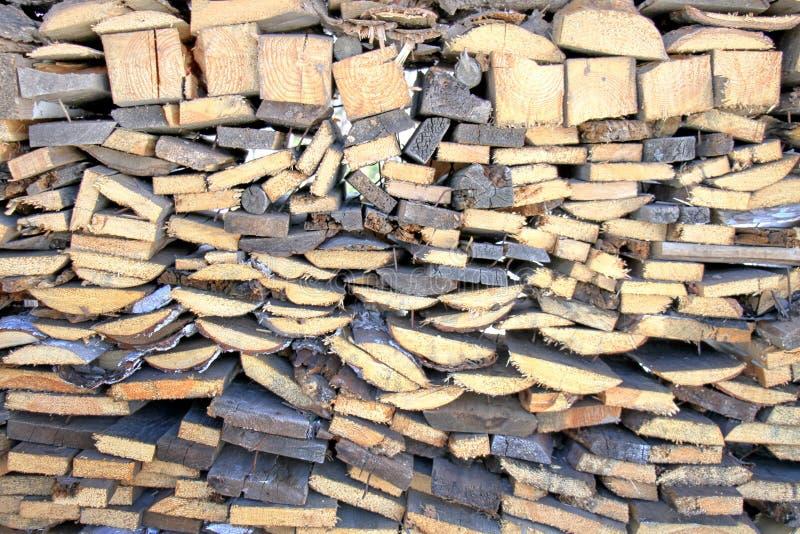 Fondo de madera de la foto de la pared, rayas marrones foto de archivo