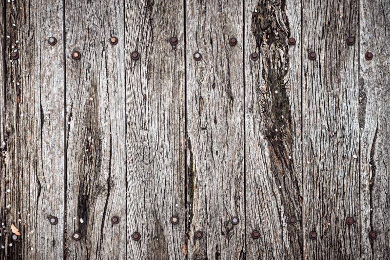 Fondo de madera de la tabla del granero viejo imagenes de archivo