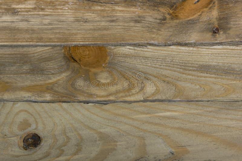 Fondo de madera de la textura Madera dura, grano de madera, estilo del grunge del material orgánico Opinión superior superficial  imagen de archivo libre de regalías