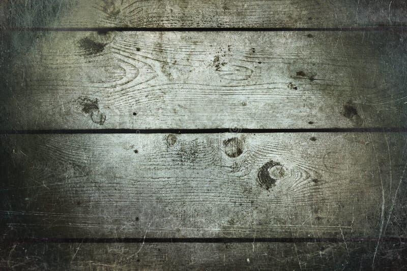 Fondo de madera de la textura Estructura retra oscura de los tableros de madera imágenes de archivo libres de regalías