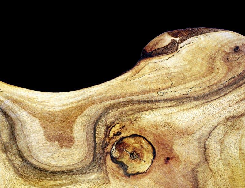 fondo de madera de la textura de la nuez Cierre para arriba imagenes de archivo