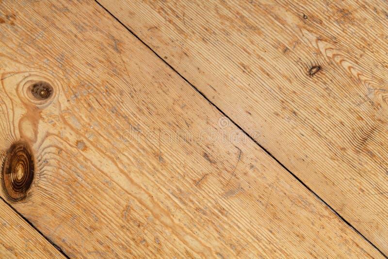 Fondo de madera de la textura de la superficie del piso del vestíbulo imagenes de archivo