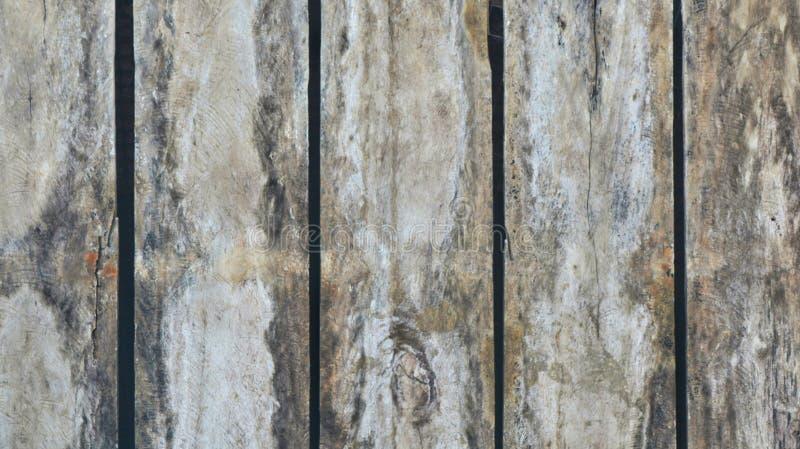 Fondo de madera de los paneles del viejo vintage imagenes de archivo
