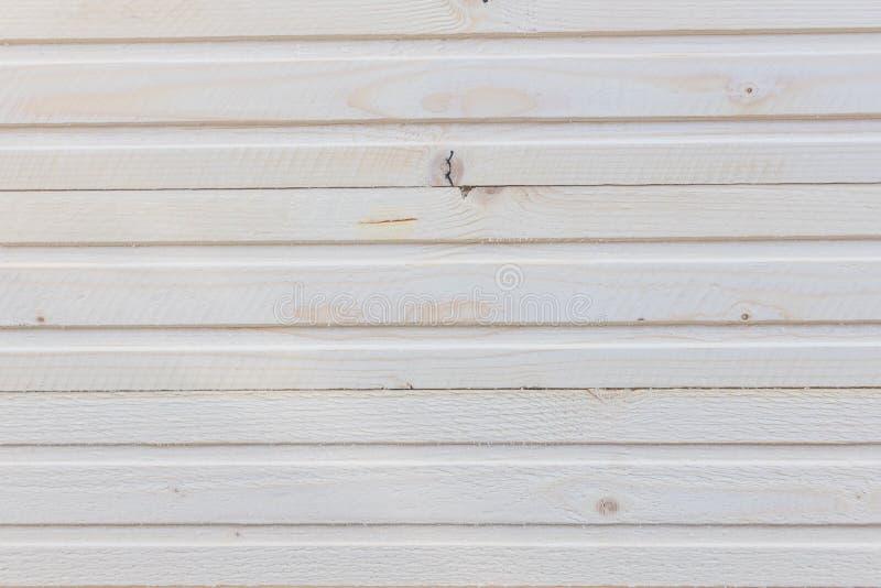 Fondo de madera de los tablones Textura de madera pálida Textura de madera natural del escritorio, visión superior fondo de la ma foto de archivo
