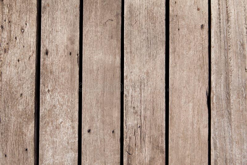 Fondo de madera manchado vintage de la pared fotos de archivo