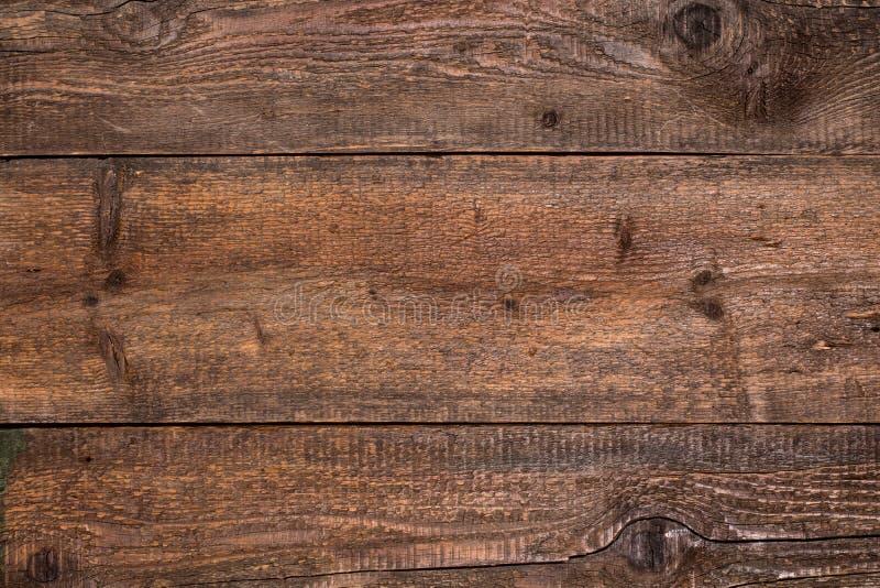 Fondo de madera marrón rústico imagen de archivo