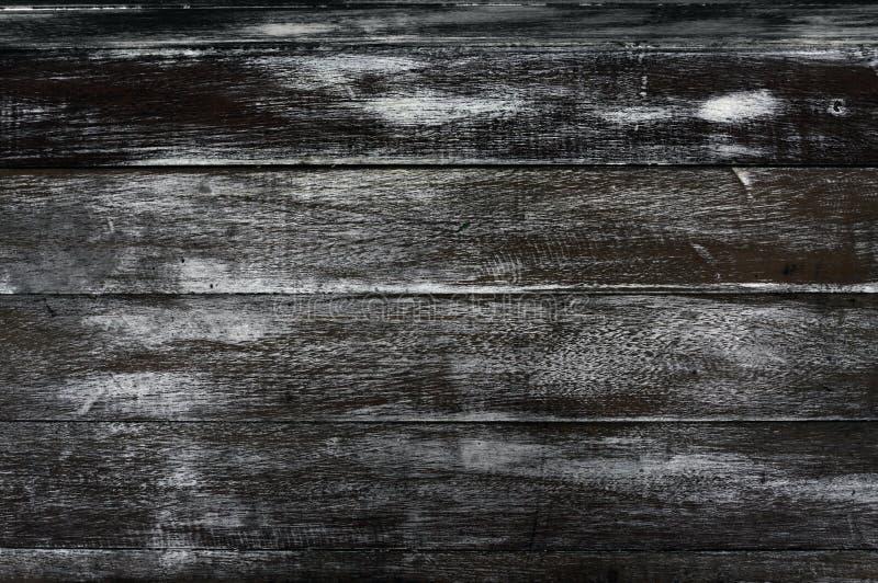 Fondo de madera oscuro de la textura foto de archivo
