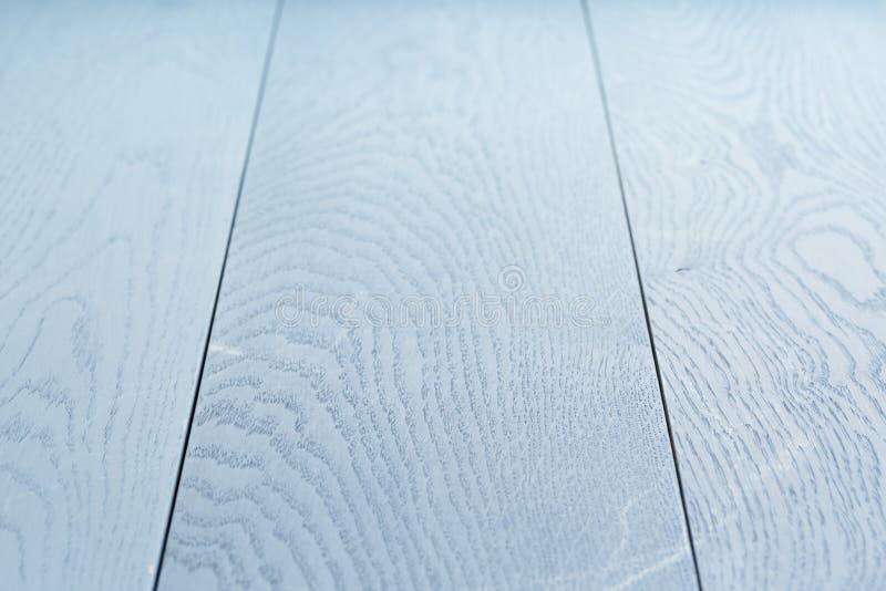 Fondo de madera pintado azul de la tabla fotos de archivo