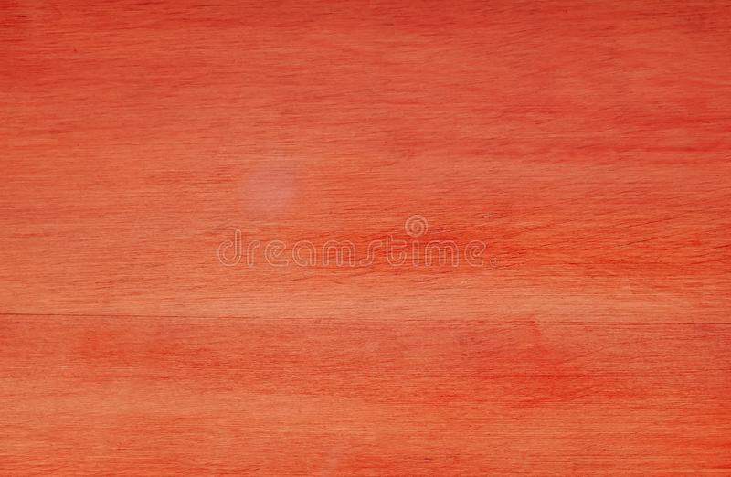 Fondo de madera rojo de la textura fotos de archivo libres de regalías