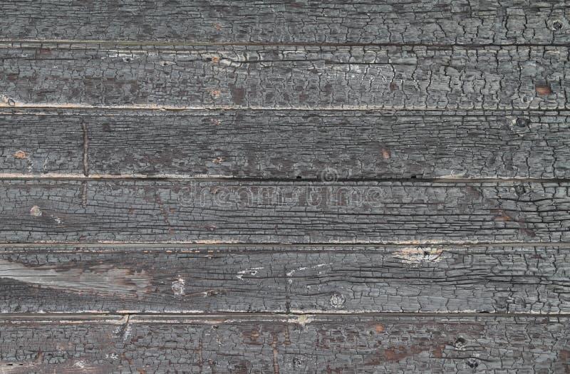 Fondo de madera socarrado imagen de archivo libre de regalías