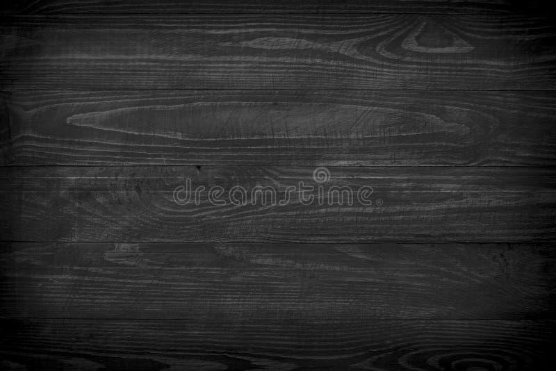 Fondo de madera, textura de madera oscura foto de archivo libre de regalías