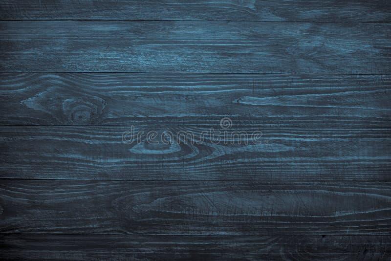 Fondo de madera, textura de madera oscura fotografía de archivo libre de regalías