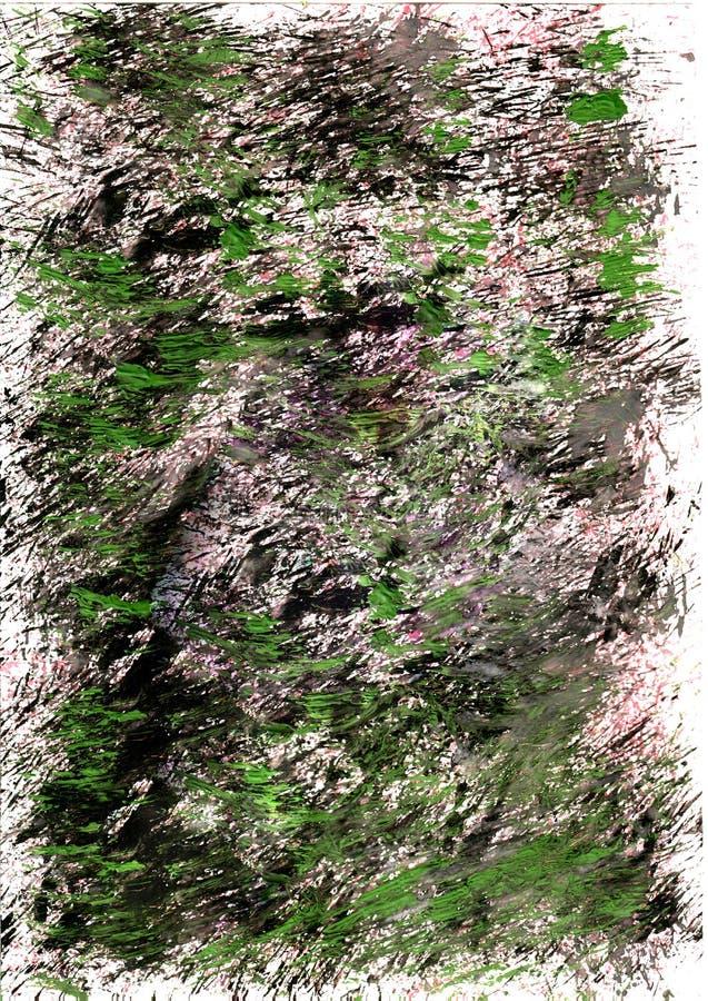 Fondo de manchas de la pintura imagenes de archivo