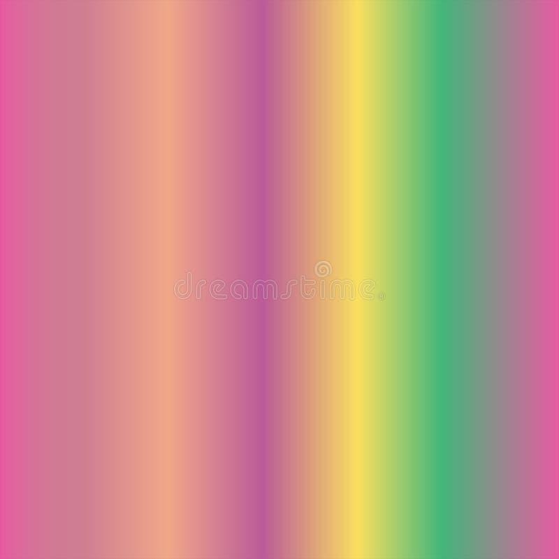 Fondo de Multicolors Papel pintado abstracto libre illustration