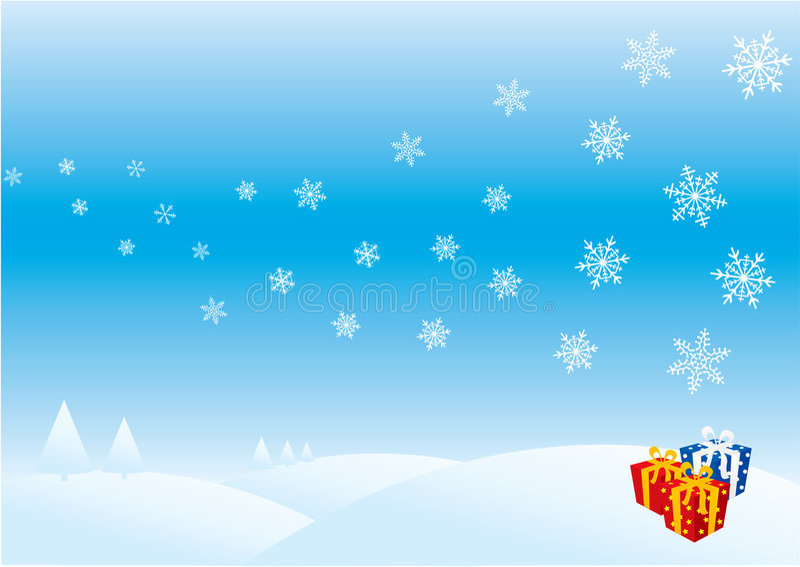Fondo de Navidad libre illustration