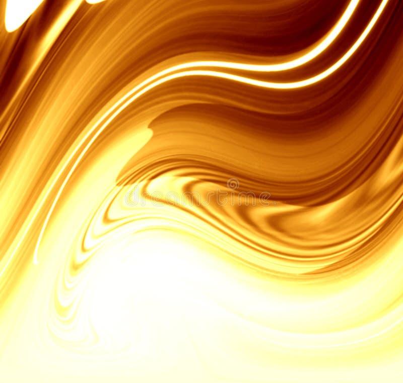 Fondo de oro libre illustration