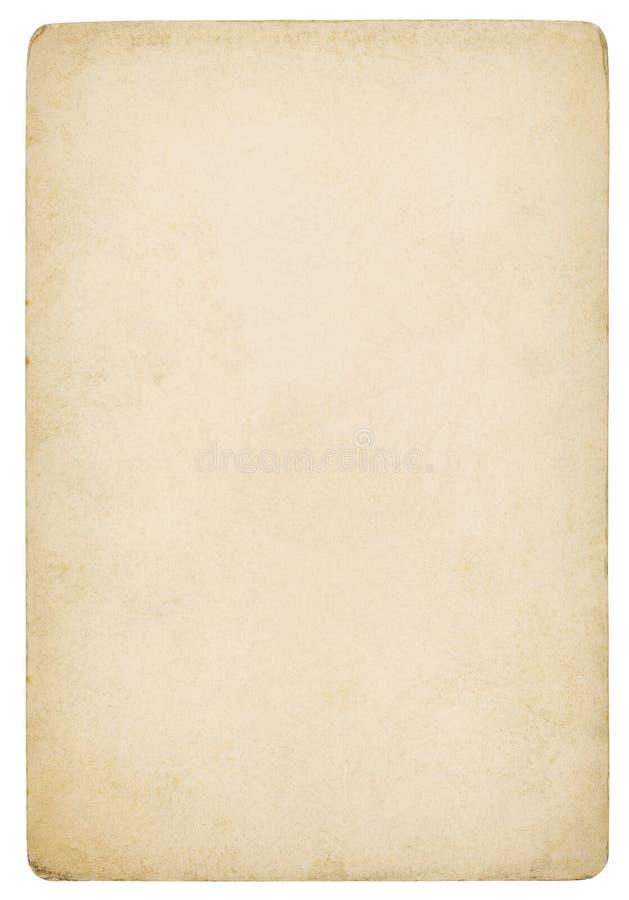 Fondo de papel antiguo imagen de archivo