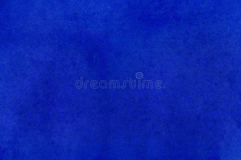Fondo de papel azul de la textura del pergamino del vintage viejo imágenes de archivo libres de regalías