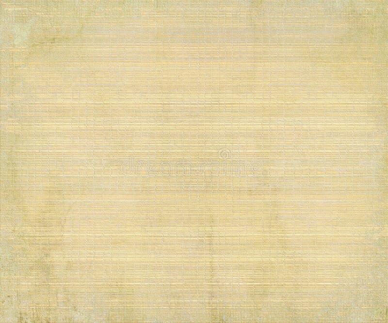 Fondo de papel de bambú del estilo imagenes de archivo