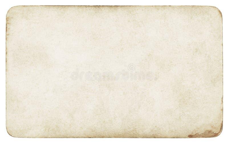 Fondo de papel de la vendimia stock de ilustración
