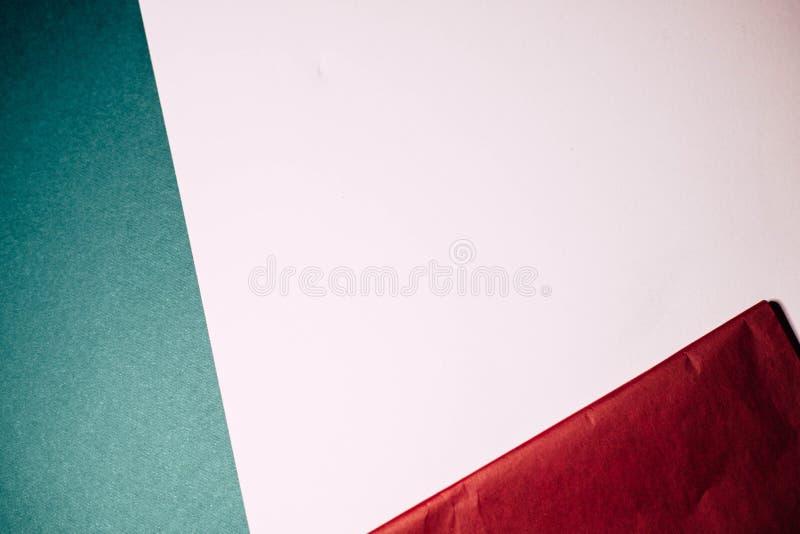 Fondo de papel multicolor imagen de archivo libre de regalías