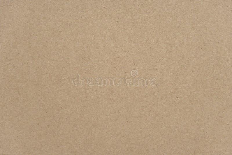 Fondo de papel reciclado beige de la textura del extracto fotos de archivo libres de regalías