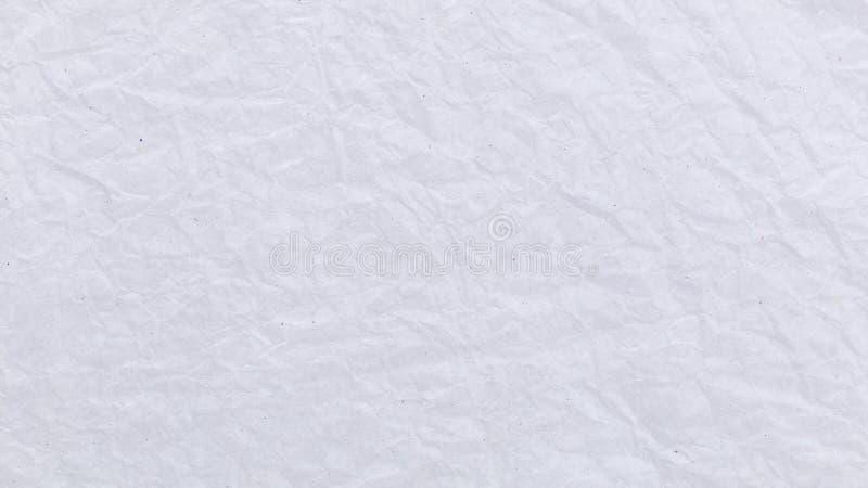 Fondo de papel reciclado blanco para el diseño imagenes de archivo
