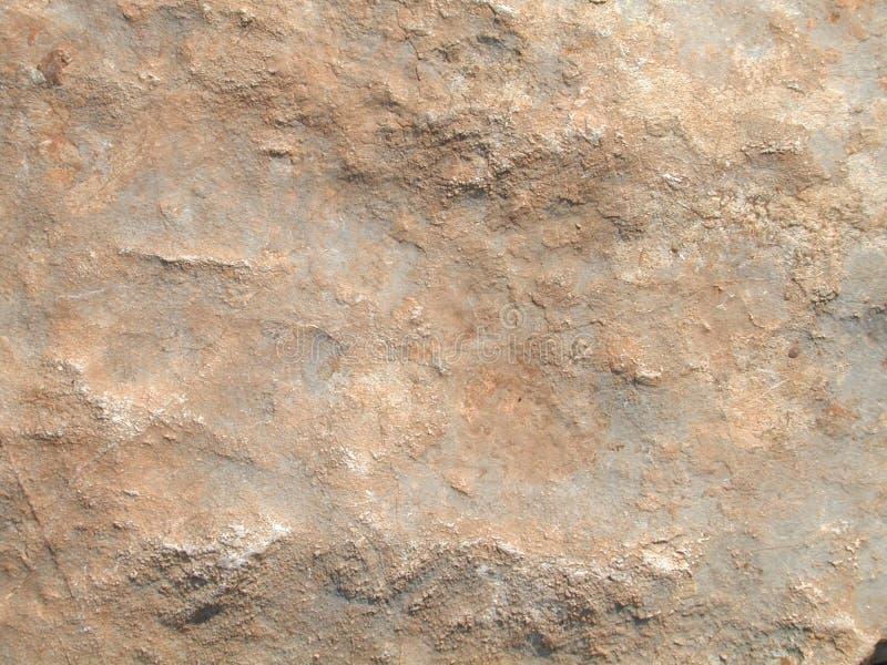 fondo de piedra áspero Anaranjado-gris fotos de archivo