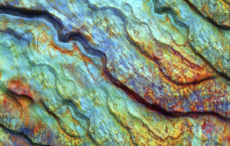 Fondo de piedra abstracto foto de archivo libre de regalías