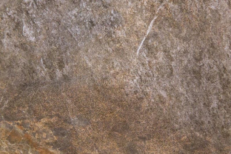 Fondo de piedra beige de la textura de Brown Superficie áspera de la pared de la roca foto de archivo libre de regalías