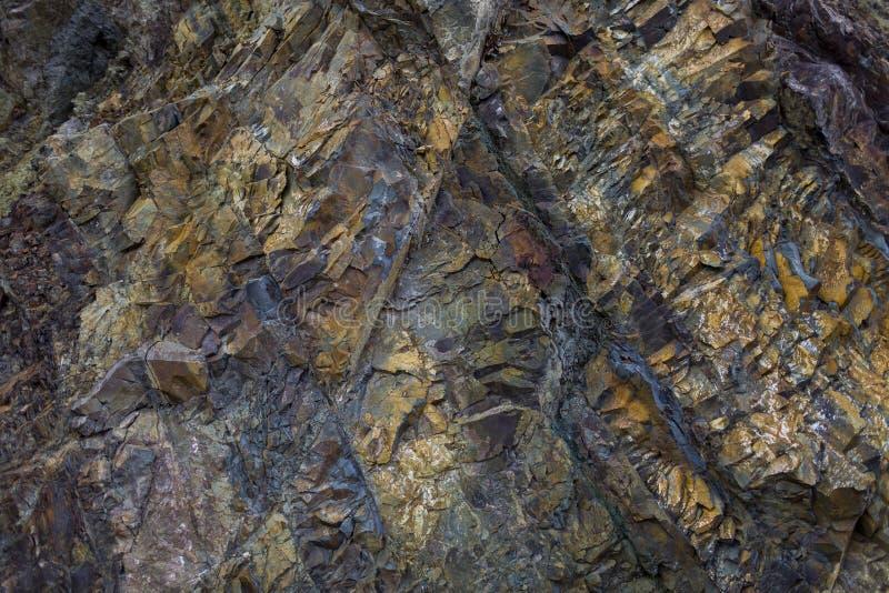 Fondo de piedra colorido de la textura foto de archivo