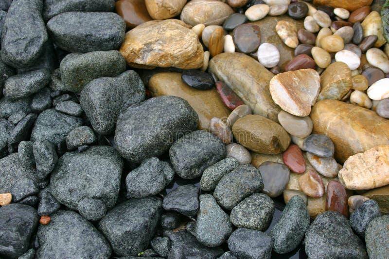 Fondo de piedra de los multimedia fotos de archivo libres de regalías