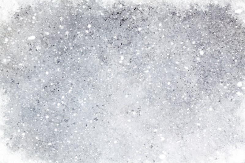 Fondo de piedra gris claro de la Navidad foto de archivo libre de regalías