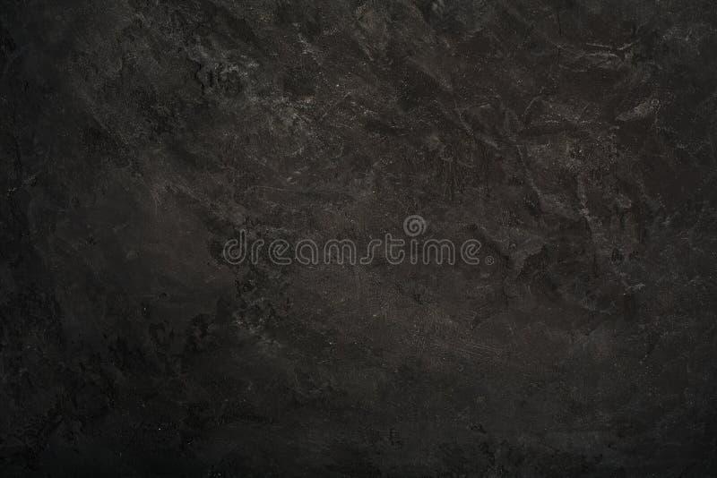Fondo de piedra negro abstracto fotografía de archivo libre de regalías