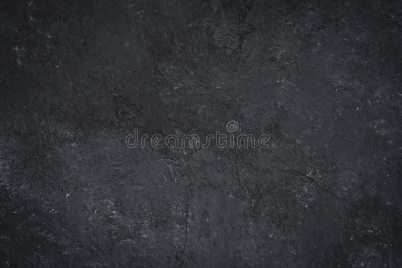 Fondo de piedra negro abstracto foto de archivo